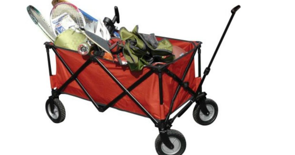 ozark-trail-folding-wagon