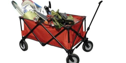 Walmart: Ozark Trail Folding Wagon Only $49.87 Shipped