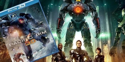 Amazon: Pacific Rim 3D Blu-ray Only $8.99 (Regularly $44.95)