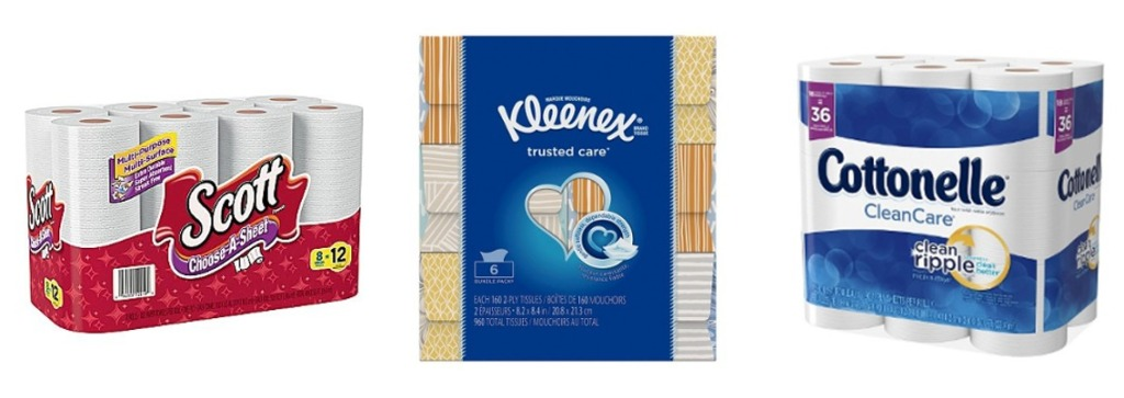 Rite Aid Best Deals Paper Products