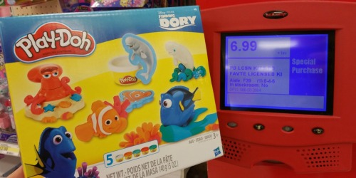 Target: Buy 2 Get 1 FREE Play-Doh Sets = Three Sets Only $13.98 (Just $4.66 Each)