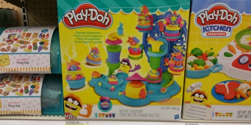 Target Shoppers! THREE Play-Doh Sets ONLY $20.59 (Just $6.86 EACH!)