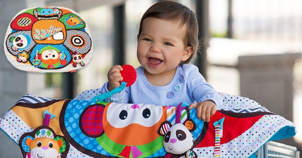 Infantino Play Amp Away Cart Cover Amp Play Mat Only 14 88