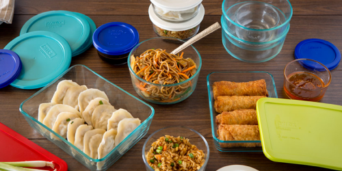 Macy's.com: 22-Piece Pyrex Container Set Only $24.99