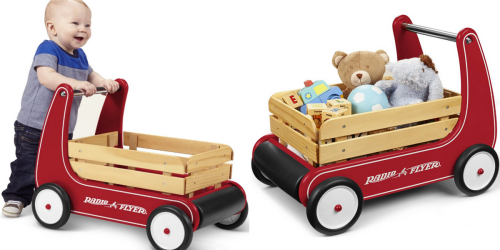 Amazon Prime: Radio Flyer Classic Walker Wagon Only $45.20 Shipped (Regularly $79.99)