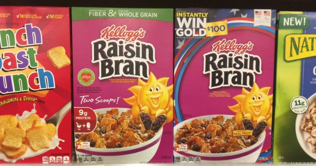 raisin-bran-cereal