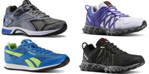 Reebok.com: Extra 25% Off = Kid's Shoes Only $18.73 Shipped (Regularly $44.99) & More