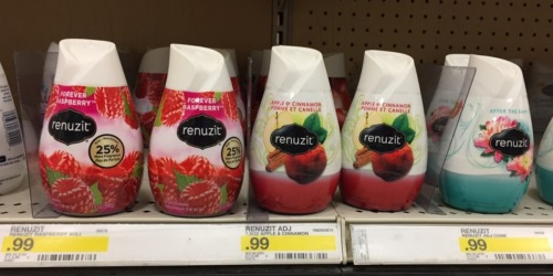 New Buy 4 Get 2 Free Renuzit Adjustable Cones Coupon = Only 66¢ Each at Target