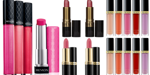 *HOT* $3/1 Revlon Lip Cosmetic Coupon (Makes for AWESOME In-Store Deals!)
