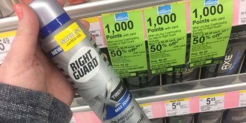 Walgreens: FREE Right Guard Xtreme Dry Spray AND Deodorant (After Rebate)