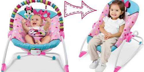 Disney Baby To Big Kid Rocking Seat ONLY $21.88 (Regularly $49.99)- Lowest Price