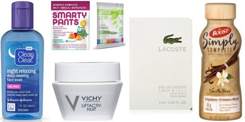 Amazon Prime: Various Samples Only $2 + Get $2 Credit (Viche, Lacoste, SmartyPants & More)
