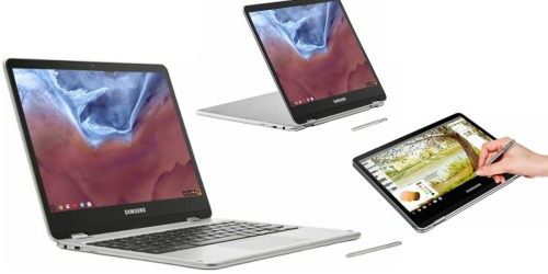 Best Buy: Up to $100 Toward Samsung Chromebook Plus with Laptop Trade In
