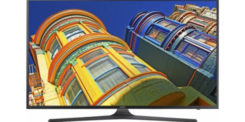 BestBuy.com: Samsung 55″ LED 2160p Smart 4K Ultra HD TV Only $499.99 Shipped (Regularly $799.99)