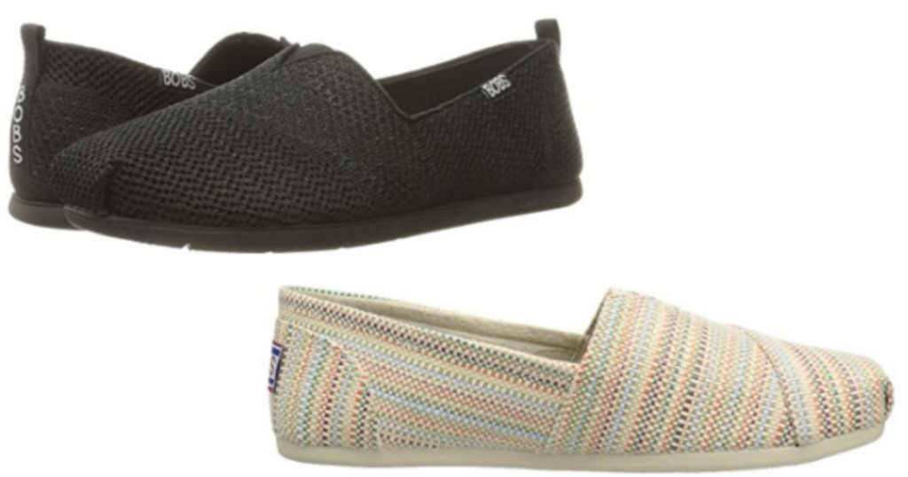5aa2e1a9d0682 Amazon: 50% Off Skechers Shoes = Women's BOBS Only $21.49, Sneakers ...