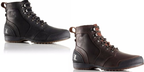 Sorel Winter Sale = Men's & Women's Boots Only $69.98 (Regularly $140) + More