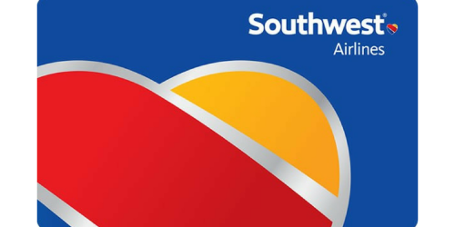 $150 Southwest Airlines eGift Card ONLY $135 + More Discounted Gift Cards