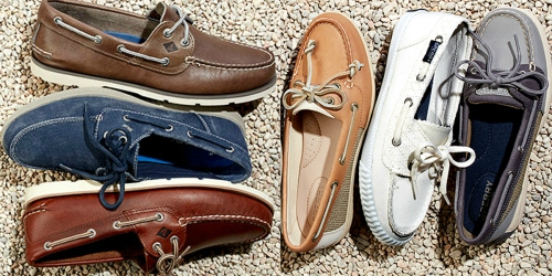Hautelook: 50% Off or MORE on Sperry Top-Sider Sandals, Shoes & Boots for the Family
