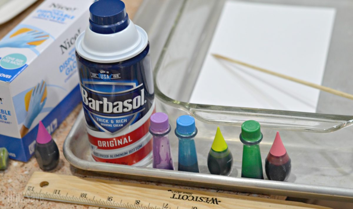 supplies-needed-to-marble-cardstock-with-shaving-cream