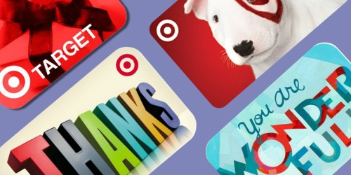 Groupon: $10 Target eGift Card ONLY $5 (Select Email Subscribers Only)
