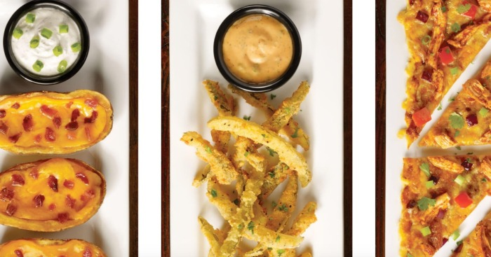 T G I  Friday's: $10 Endless Appetizers are Back (Pick Your Favorite