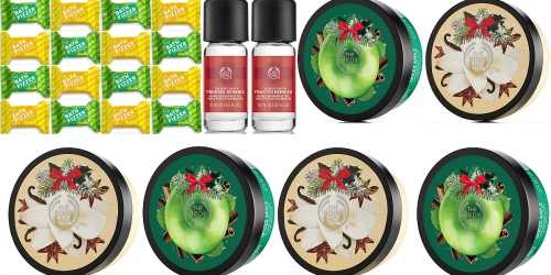 The Body Shop: *HOT* Bath Fizzy Just $1 Shipped (Or Score 25 Items for ONLY $50.50 Shipped)