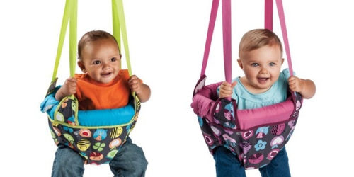 Evenflo Jump Up Doorway Baby Jumpers Only $11.88-$14.52 (Regularly $30)
