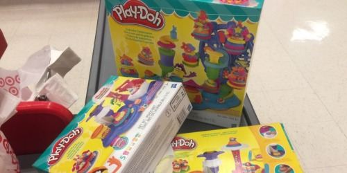 WooHoo! OVER $50 Worth of Play-Doh Sets ONLY $20 at Target