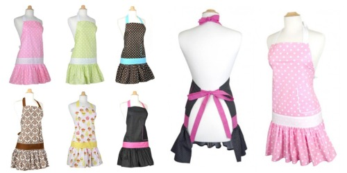 Flirty Aprons Only $6.99-$8.99 (Regularly $20+!)