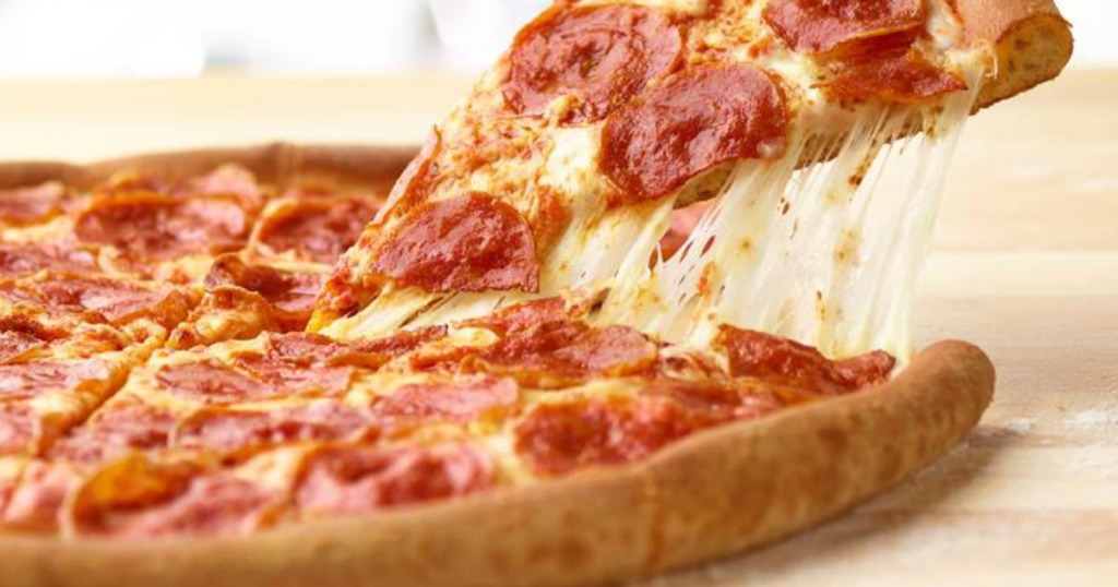 Papa John S 40 Off Regular Menu Price Pizza Large 5