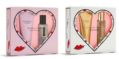 Victoria's Secret: Fragrance Mist & Lotion Gift Sets Only $15 (Regularly $30)