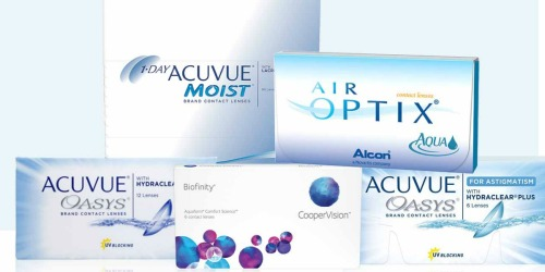 Up to 40% Off Contacts at Walgreens.com