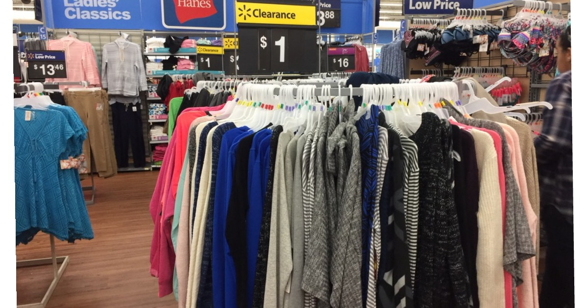 Walmart Clearance Finds: $1 Clothing Including Graphic Tees