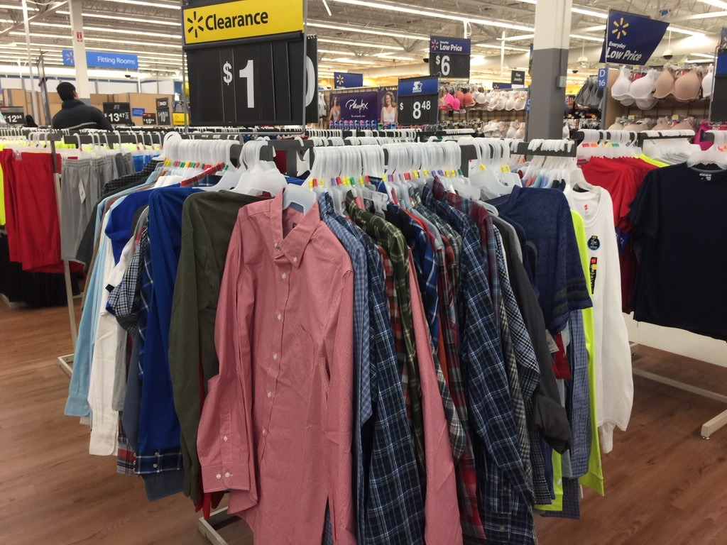 e7c24124f772 Walmart Clearance Finds: $1 Clothing Including Graphic Tees, Men's ...