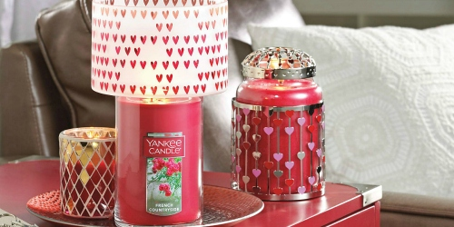 Yankee Candle: New $20 Off $45 OR $50 Off $100 Purchase Coupon (Valid In-Store and Online)