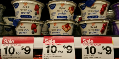 New General Mills Coupons = Nice Deals on Yoplait Greek Yogurts & Totino's Pizza Rolls at Target