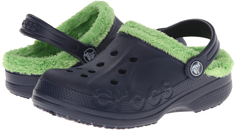 Crocs Toddler Winter Clogs Only $8 Per