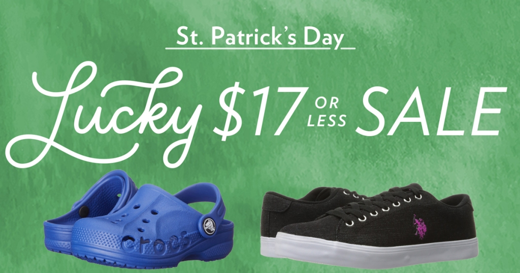 6PM.com  17 Or Less Sale   Kids  Crocs Only  14.99 (Regularly  28)   Much  More d9c4e2c24