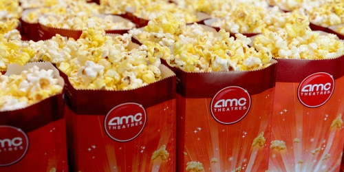 AMC Yellow Movie Tickets 10-Pack Only $29.97 Shipped on Costco.com | Just $3 Per Movie Ticket