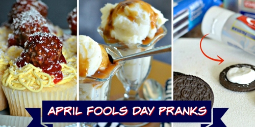 Have You Tried These April Fool's Day Pranks?
