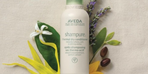 Aveda: Candle AND Travel Size Shampure Dry Conditioner Only $12 Shipped