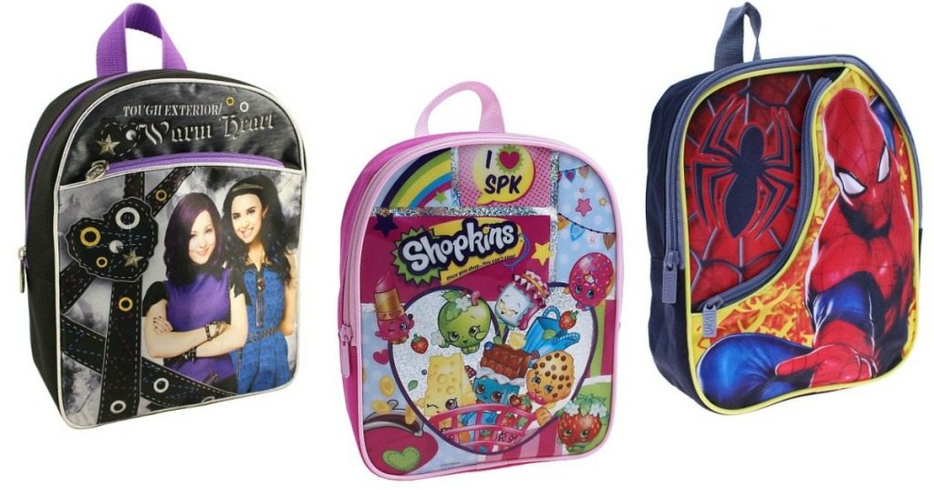 Hop on over to Target.com where they have select Disney Kid s Mini Backpacks  on sale with prices starting at  4.48! Opt for free in-store pickup if ...