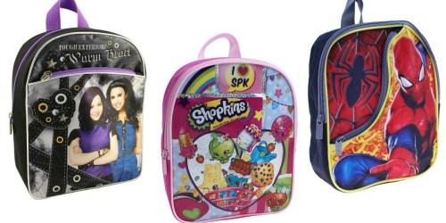 Target.com: Disney Kids' Mini Backpacks Starting at Just $4.48 (Regularly $9.99+)