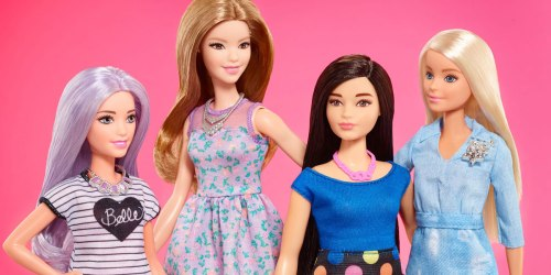 Target: Nice Savings on Barbie Dolls & Toys (In-Store & Online)