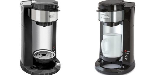 BestBuy.com: Bella DualBrew Single-Serve Coffeemaker Only $24.99 (Regularly $49.99)