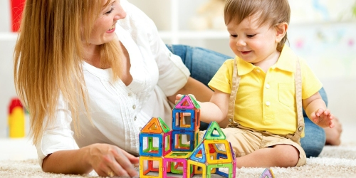 Amazon: Newisland Magnetic Building Blocks 40 Piece Set + Carrying Bag Only $16.99 Shipped