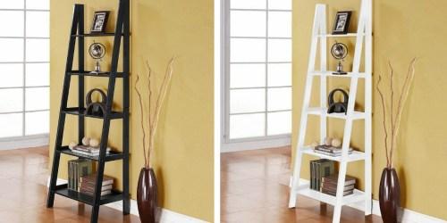 Kohl's: 5-Tier Bookshelf Only $67.99 (Reg. $149.99) + More Furniture Deals