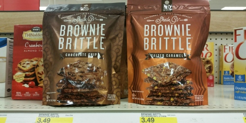 Target: Sheila G's Brownie Brittle ONLY 44¢ Each