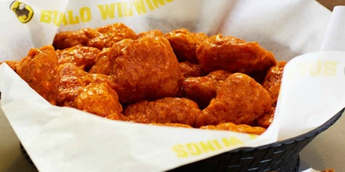 Buy 1, Get 1 Free Wings at Buffalo Wild Wings (Delivery or Take-Out)