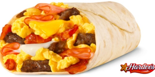 Hardee's: Buy 1 Get 1 FREE Aporkalypse Burrito or Biscuit + More Coupons…